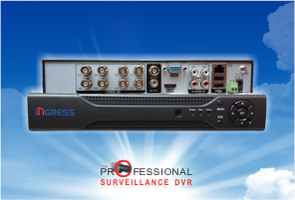 8 Channel Hybrid DVR